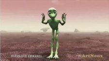 Yeşil Uzaylı Dansı Şarkısı - Dame tu Cosita