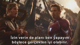 Avengers: Sonsuzluk Savaşı (2018) Türkçe Altyazılı 2. Fragman