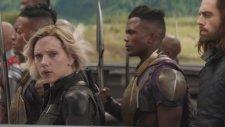 Avengers: Sonsuzluk Savaşı (2018) Türkçe Dublajlı 2. Fragman
