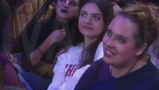 Çatlak Şanzelin En Sevdiği Şarkıya Verdiği Tekpi