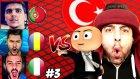 Avrupa Duy Sesımızı ! Osm Youtuber Dünya Kupası !