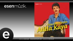 Atilla Kaya - Sevdalı #esenmüzik - Esen Müzik