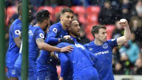 Cenk Tosun'un Stoke City'ye attığı 2. gol