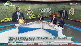 """Erman Toroğlu: """"Derbinin böyle olmaması lazım"""""""