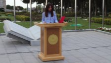 18 Mart 2018 Çanakkale Şehitlerini Anma Töreni Mustafa Tetik'in Konuşması Çanakkale Zaferi