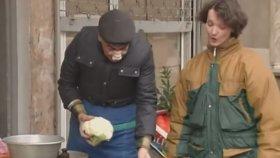 Bizimkiler - Cafer'in Manav Açtığı Bölüm