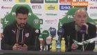 Bursaspor-Demir Grup Sivasspor Maçının Ardından - Paul Le Guen/ Samet Aybaba - Bursa