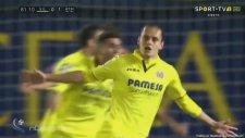 Enes Ünal'dan Atletico Madrid'e 2 Harika Gol (Villarreal 2-1 Atletico Madrid)