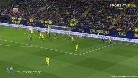 Enes Ünal'ın Atletico Madrid'e attığı gol
