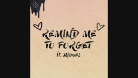 Kygo - Remind Me To Forget Feat. Miguel