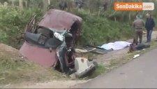 Manisa'da Feci Kaza: 3 Ölü