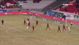 Rubin Kazan 1-2 Spartak Moskova (Maç Özeti - 18 Mart 2018)