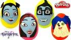 Vampirina ve Ailesi Türkçe Sürpriz Yumurtalar Vampirina Oyuncakları