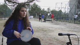 Ankü Öğrencilerinden Çanakkale Türküsü
