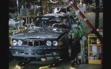 BMW 7 E32 Serisi Üretimi