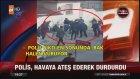 İstanbul'da Sokak Ortasında Kavga Görüntülendi