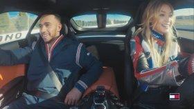 Lewis Hamilton ve Gigi Hadid'den Çığlık Çığlığa Reklam