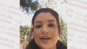 Protestocu İran'lı Kadına Beklenmedik Tepki
