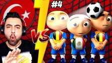 Teker Teker Silelim ! Osm Youtuber Dünya Kupası !