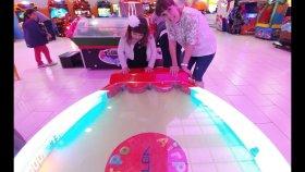 Terracity Alışveriş Merkezi Eğlence Merkezinde Elif İle Yarışmalar. Playland Oyunlar