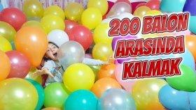 200 Tane Balonun Arasında Kaldım - Ödül Mü Cezamı?