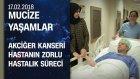 Akciğer Kanseri Osman Kaynakçıoğlu'nun Zorlu Hastalık Süreci - Mucize Yaşamlar 17.02.2018 Cumartesi