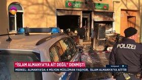 Almanya'da Camilere Yönelik Artan Saldırılar