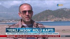 Antalyalı Jason Statham