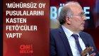 Cüneyt Toraman: Mühürsüz oy pusulalarını kasten FETÖ'cüler yaptı