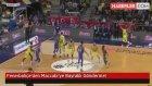 Fenerbahçe'den Maccabi'ye Bayraklı Gönderme!