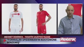 Mehmet Demirkol: Formalar Spiderman Kostümüne Benzemiş