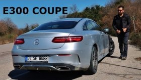 Test - Mercedes E300 Coupe