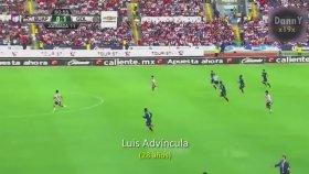 Dünyanın En Hızlı Depar Atan Futbolcusu - Luis Advincula