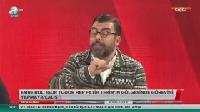 Emre Bol'dan Fatih Terim'e Kadıköy'de Kupa Kaldırma Sorusu