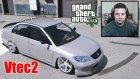 Gta 5 Özden Soydaş Honda Civic Vtec2 Mod!!! Ekip