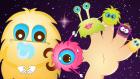 Parmak Ailesi   Uzaylı Parmak Ailesi   Çocuk Şarkıları 2017   Bebek Şarkıları Dinle
