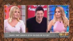 Tuğba Algül ile Seda Akgül Canlı Yayında Kavga Etti (Survivor Panorama 21 Mart Çarşamba)