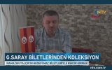 1250 Tane Galatasaray Maç Bileti Koleksiyonu