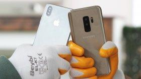 Çakmaların Savaşı 2018: Çakma S9+ Vs Çakma İphone X (Çürük Yumurta Oynadık!)
