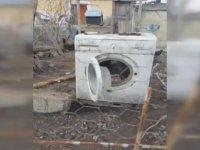 Çamaşır Makinesini Tavuklarına Kümes Yapan Yurdum İnsanı