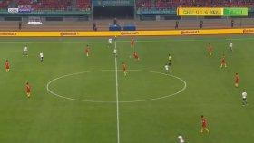 Çin 0-6 Galler (Maç Özeti - 22 Mart 2018)