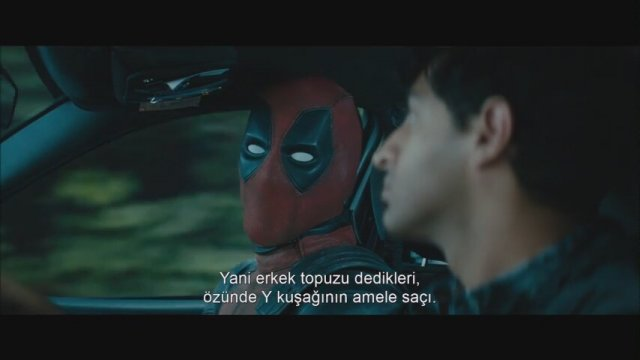 Deadpool 2 2018 Filmi Sinemalarcom