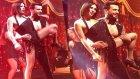 Defne Samyeli Dansıyla Geceye Damga Vurdu