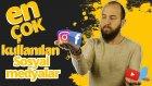 En Çok Kullanılan Sosyal Medya Hangisi? - Facebook Mu? Instagram Mı?