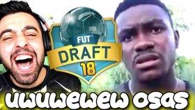 En Uzun İsimli  Futbolcular Challenge ! Fut Draft Fifa 18