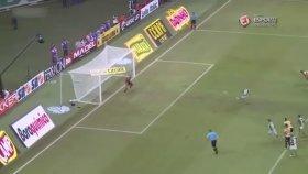 Felipe Melo'nun Penaltı Atarken Madara Olması