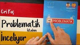 """Gri Koç Sizler İçin """"Problematik"""" Kitabını İnceliyor"""