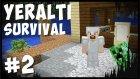 Heryer Creeper Dolu - Minecraft, Yeraltı Modlu Survival #2