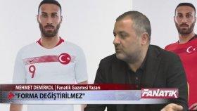 Mehmet Demirkol: Anayasa Değişir Forma Değişmez