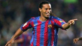 Ronaldinho'nun Barcelona Formasıyla Attığı Goller